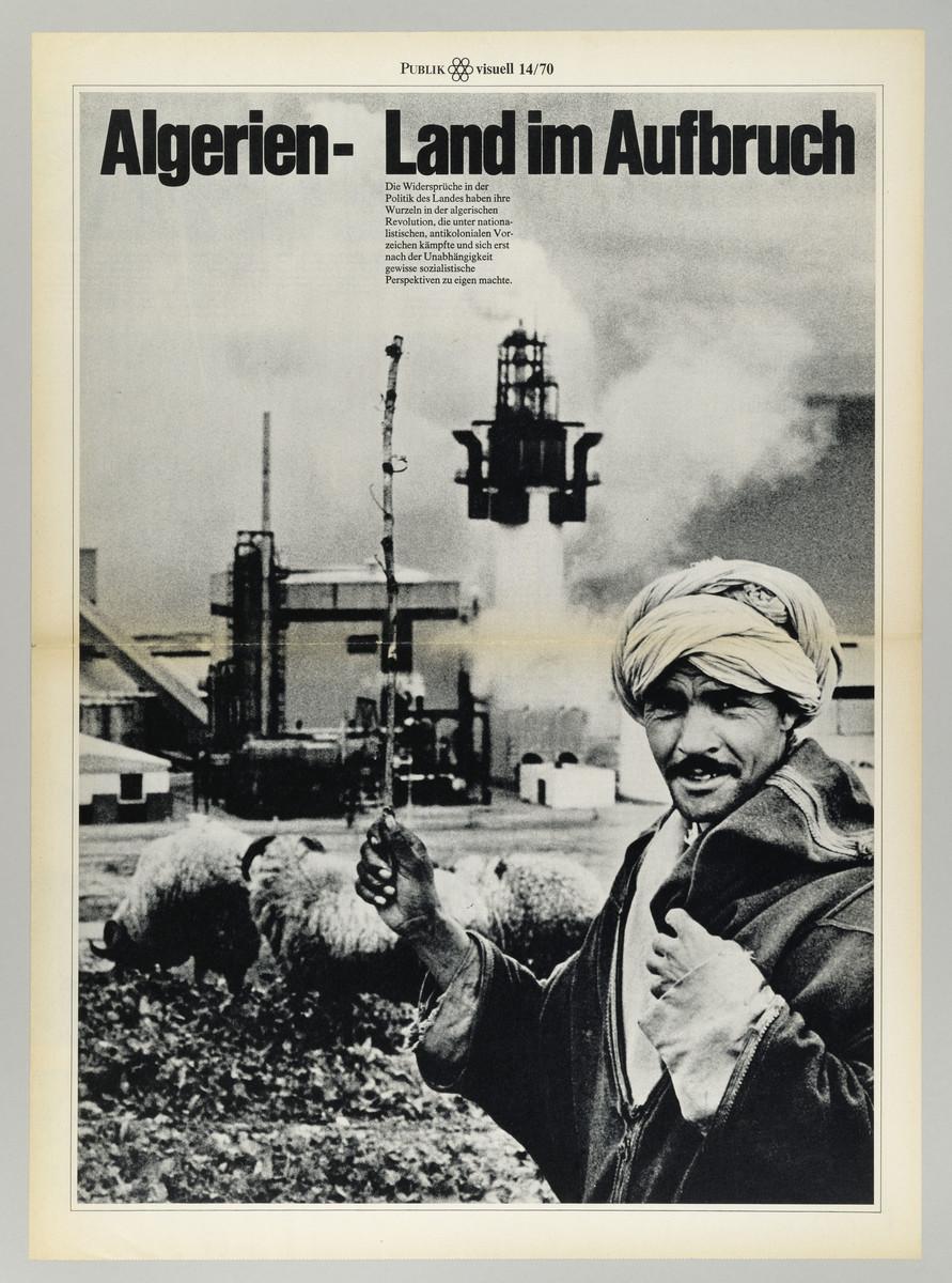 Publik visuell 14/1970 (Cover) -