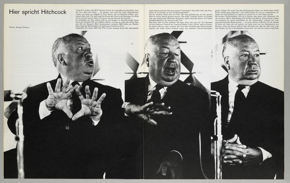 Film. Zeitschrift für Film und Fernsehen, 2. Jahrgang, Heft 9, Aug./Sept. 1964 -
