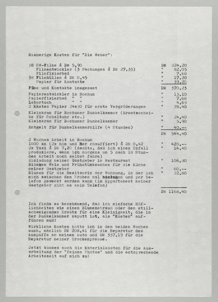 Brief von Abisag Tüllmann an Hermann Beil, 16.2.1983, Seite 4 (von 5) -