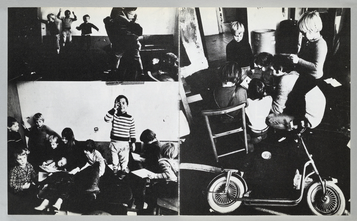 Frances Vestin, Alle Macht den Kindern, Berlin: Gerhardt, 1971 -