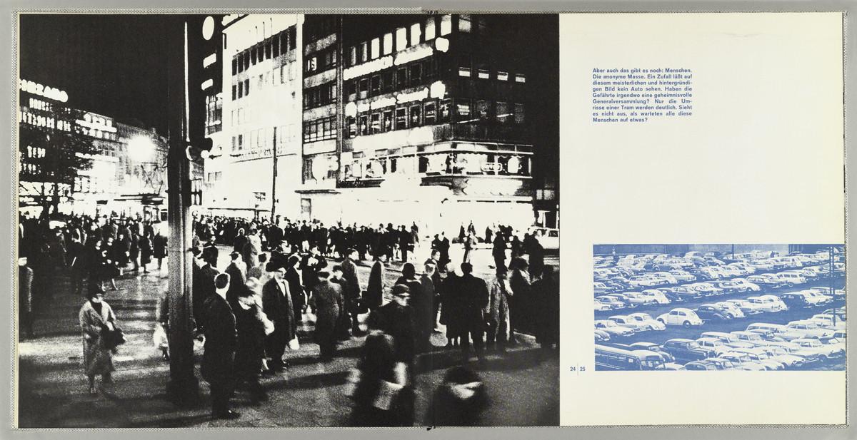In Frankfurt erlebt... Eine Reportage in Bildern, Brönners Druckerei (u.a.) (Hg.), 1963 -