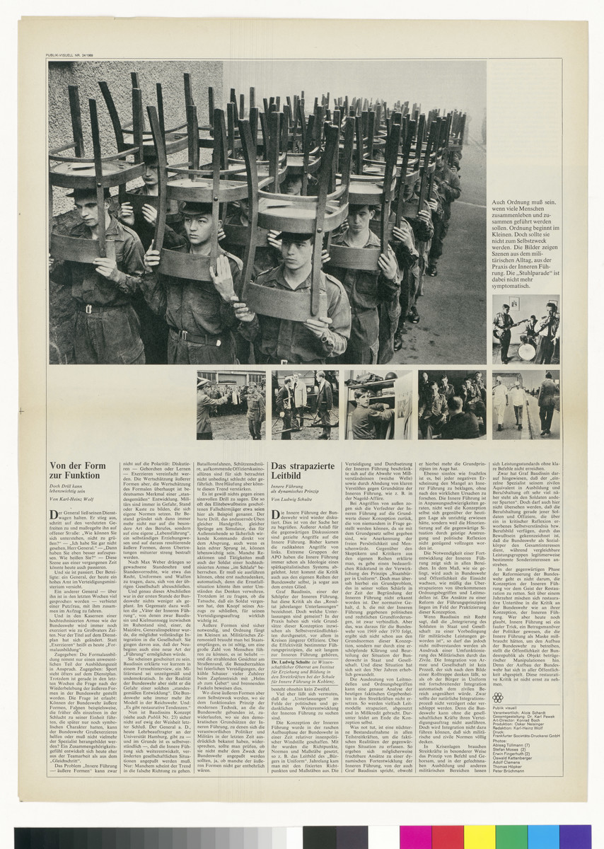 Publik visuell 24/1969 (Rückseite) -